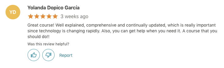 a review from colt steeles javascript course on udemy