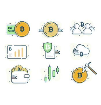 free bitcoin badges